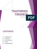 Trastornos Tiroideos 18 10