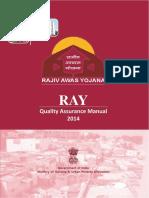 Quality Assurance Manual PMGSY