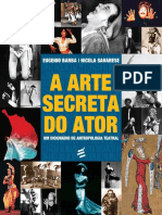 A Arte Secreta do Ator (Excerto)