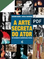 A Arte Secreta do Ator (Excerto)