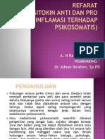 referat sitokin psikosomatis