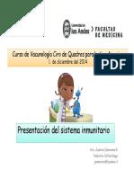 01 Dic 11_00 Dra. Juanita Zamorano Sistema Inmune Version Final 060514