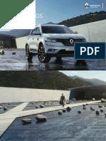 Renault Noul Koleos Brosura