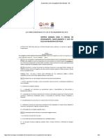 Zoneamento, Uso e Ocupação Do Solo de Itajaí - SC