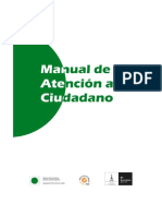 Manual de Atencixn Al Ciudadano