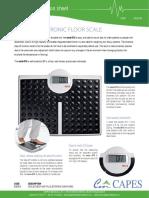 Scales Digital Seca Ese813