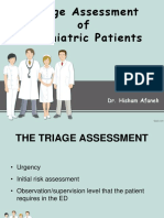 Triage Assessment of psychiatric   patient lecture.ppt