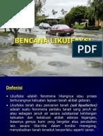 Materi Kuliah 9 Bencana Liquifaksi