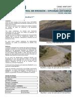 Control de Erosion-Oficinas Antamina