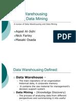 28648 31110 Data Warehousing& Data Mining