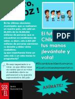 El Futúro de Chile Está en Tus Manos