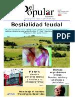 El Popular 403 Órgano de Prensa Oficial del Partido Comunista de Uruguay