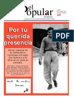 El Popular 404 Órgano de Prensa Oficial del Partido Comunista de Uruguay