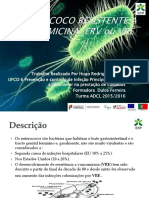 Enterococo Resistente