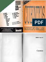 Walsh, Rodolfo - Cuentos, Página12, S-f