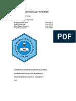 Makalah Praktek Analisis Instrumen Pkt 39