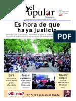 El Popular 407 Órgano de Prensa Oficial del Partido Comunista de Uruguay