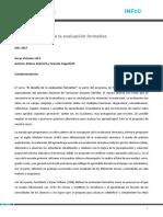 Programa EvaluaciónFormativa