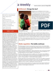 Zambia Weekly - Week 34, Volume 1, Issue 20, 27 August 2010