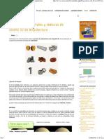 Trucos Para Materiales y Texturas de Diseño 3D de Arquitectura
