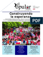 El Popular 409 Órgano de Prensa Oficial del Partido Comunista de Uruguay