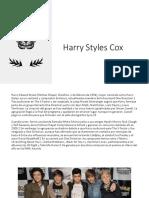 Harry Styles Cox