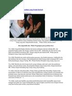 1001 Doa Di Bulan Ramadhan Yang Penuh Berkah