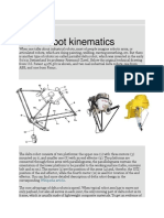 Delta Robot Kinematics