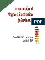 Negocio Electronico