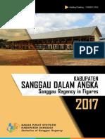 Kabupaten Sanggau Dalam Angka 2017