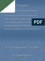 Romanticism o Espanol