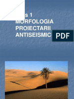 Curs  1 - MORFOLOGIA PROIECTARII  ANTISEISMICE.ppt
