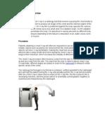 Respiratory System Diagnostic Procedure