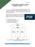 Método Postulado Por Holmberg Para Diseñar y Calcular Los Parámetros de Perforación y Voladura Para Minería Subterránea y Tunelería