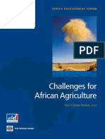Challenges in Agric in Africa