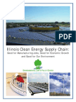 Environmental Law & Policy Center report on clean energy infrastructure in Illinois.