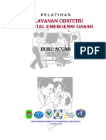 Buku Acuan PONED PDF