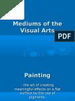 Mediums of the Visual Arts