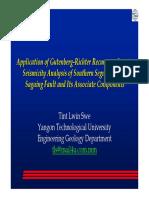 SeismicityAnalysis(Myanmar German)