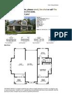 The House Designers - Cedarwood