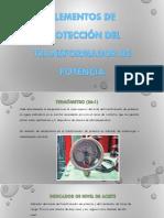 Subestaciones- Transf de Potencia