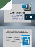 1 - CROMATISMO SEÑALÉTICO