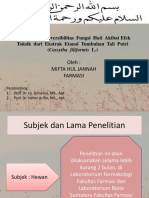 Ppt Ethical Clearance Itah