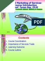 Global Services-25 Prof. Tarun Das