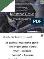 Miastenia Grave