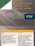 La Seguridad Industrial-Accidente e Incidente