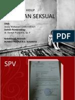 case report kejahatan seksual