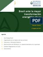 Brasil Ante La Mayor Transformacin Energtica de Su Historia - Rivaldo Moreira Neto