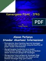 Konvergensi-PSAK-IFRS