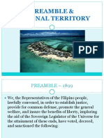 Pgc Article i Preamble & National Territory 2013